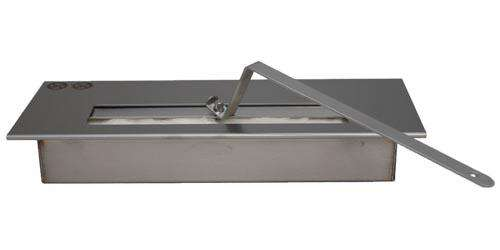 1 Litre Adjustable Stainless Steel Burner